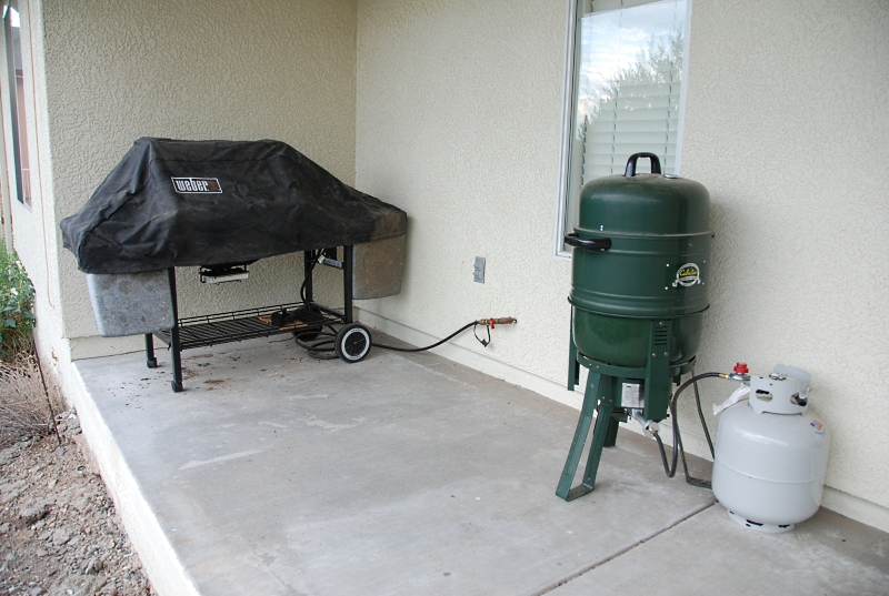 Convert Lp Smoker To Natural Gas