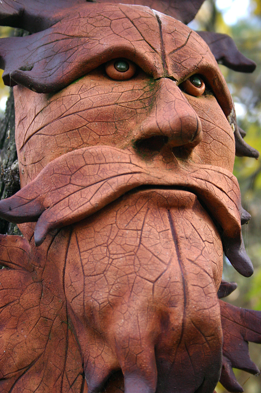 November 18, 2006<br>Nimshew Green Man