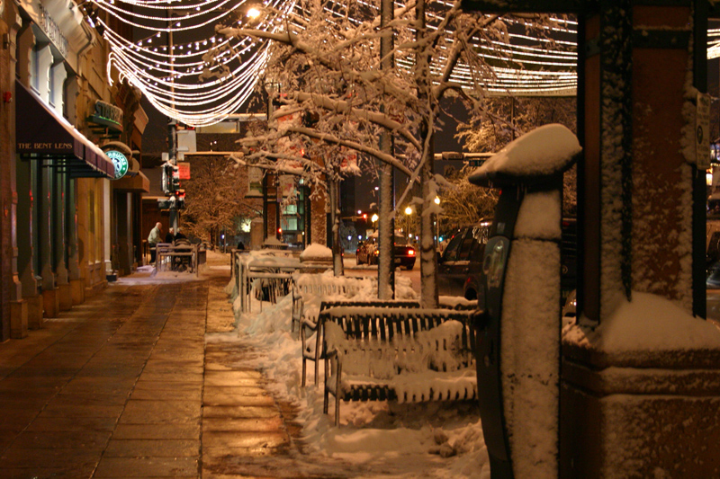 Downtown Denver-Larimer Square