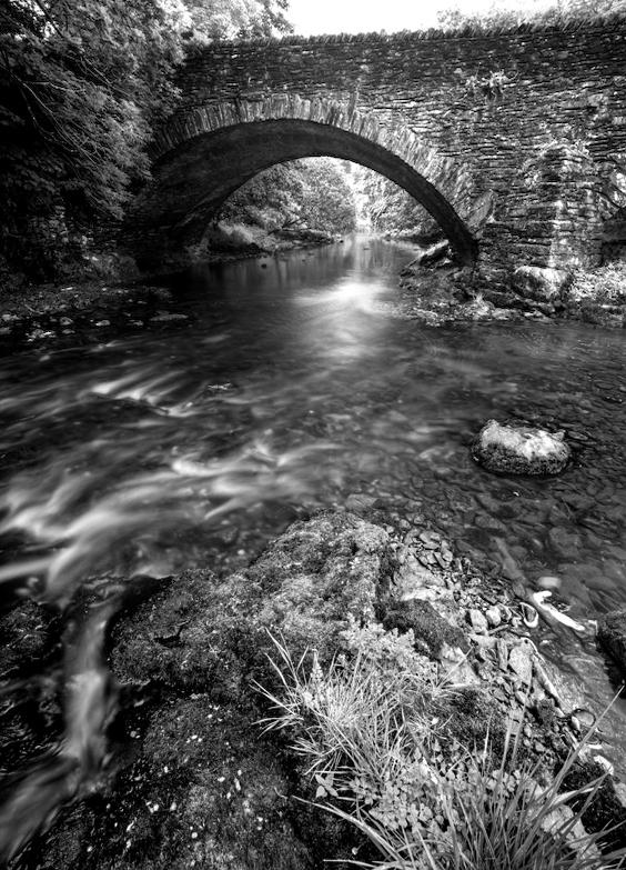 UK England Lake District, Bridge
