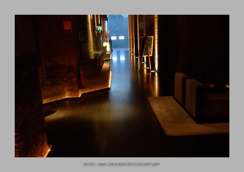 Mövenpick Hotel, Hamburg (Germany) 1