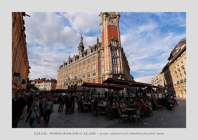 Nord-Pas-de-Calais, Lille 2