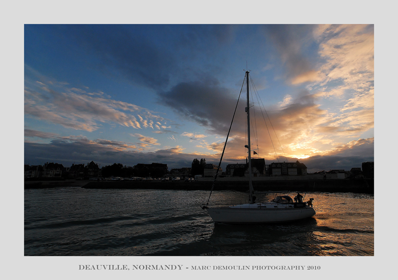 Normandy, Deauville 1