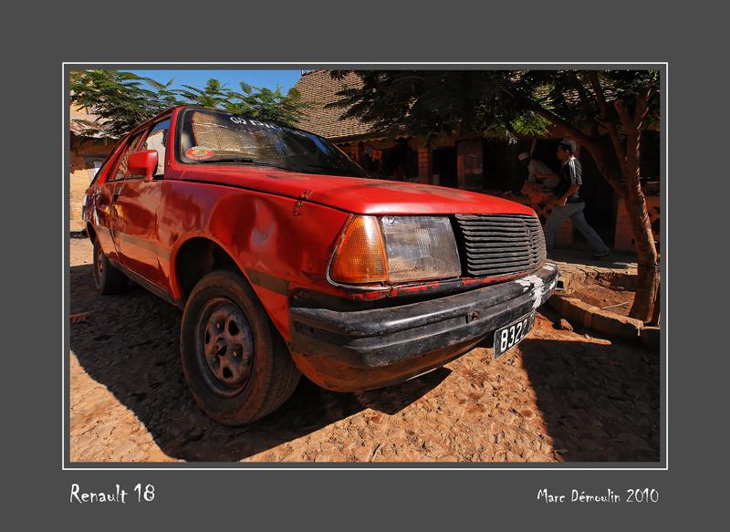 RENAULT 18 Fianarantsoa - Madagascar