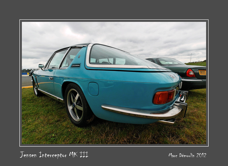 JENSEN Interceptor MK III Le Mans - France