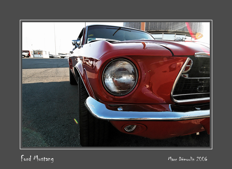 FORD Mustang Antibes - France