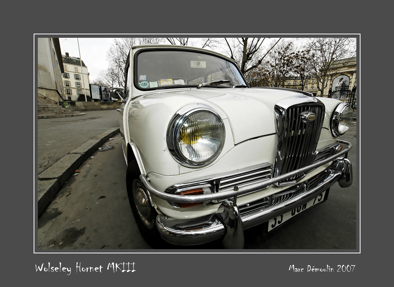 WOLSELEY Hornet MKIII Paris - France