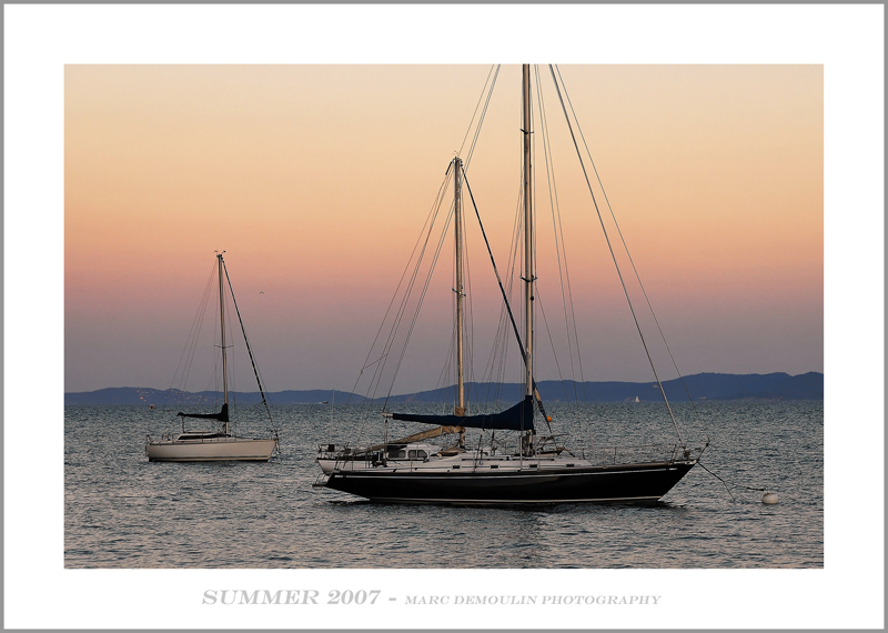 Hyeres and Porquerolles island