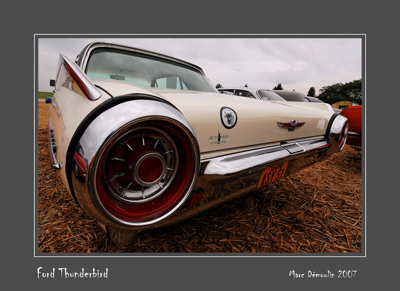 FORD Thunderbird Reims - France