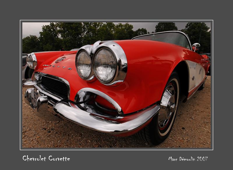 CHEVROLET Corvette Vincennes - France