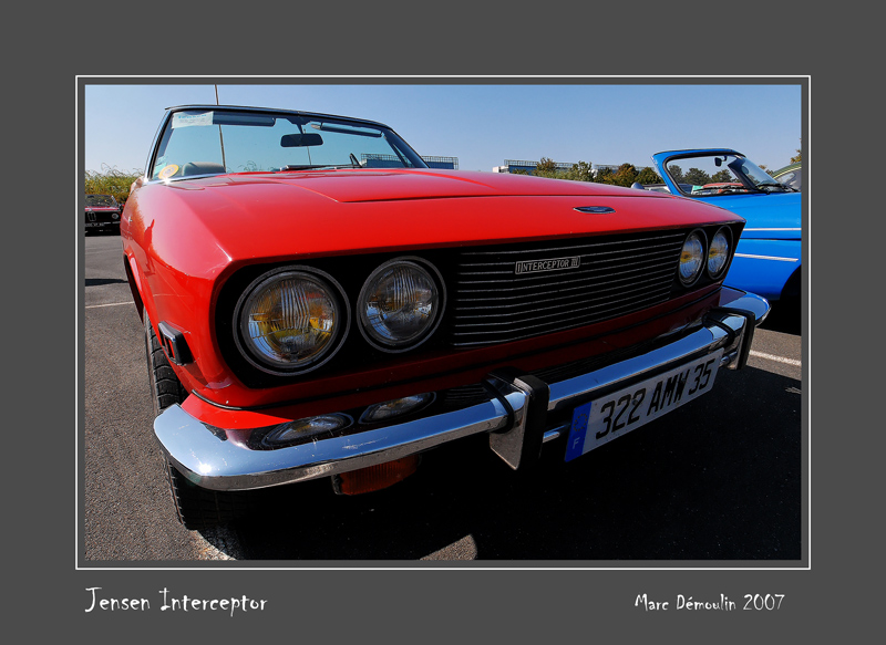 JENSEN Interceptor Poitiers - France