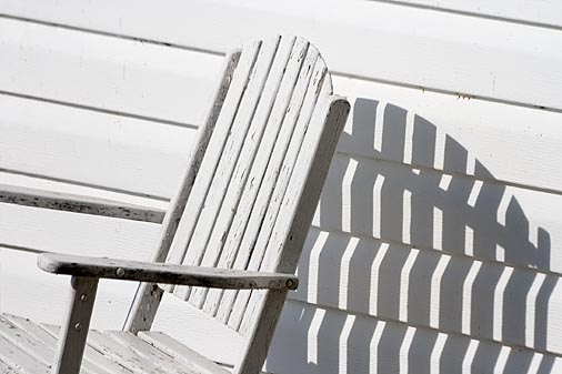 Boathouse Chair 20080817