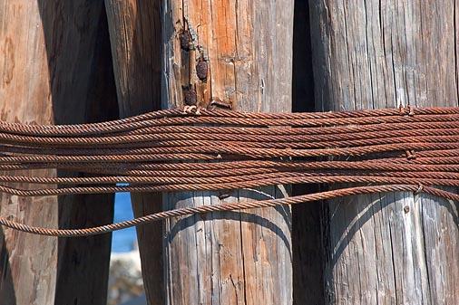 Pilings Cabling 52216