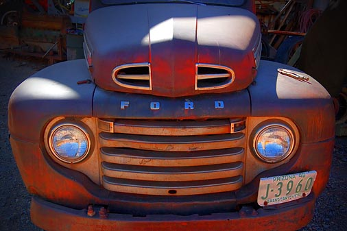Old Ford 29354