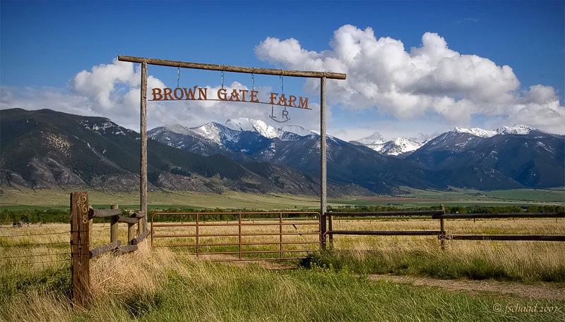 Brown Gate Farm
