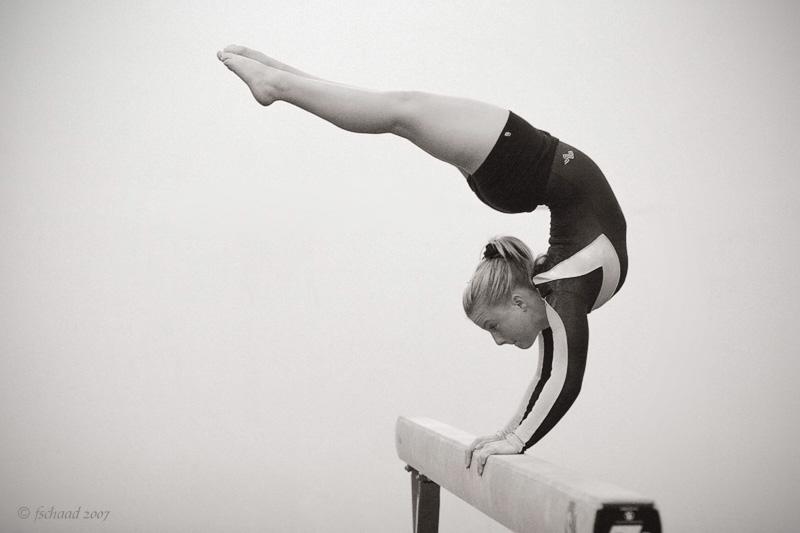 Balancing on the Beam
