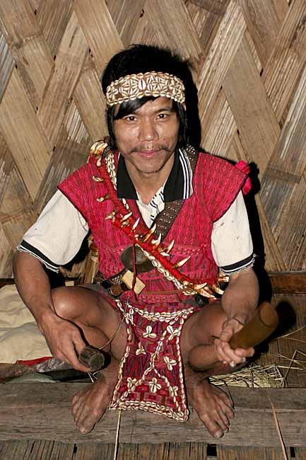 Digaru Mishmi priest