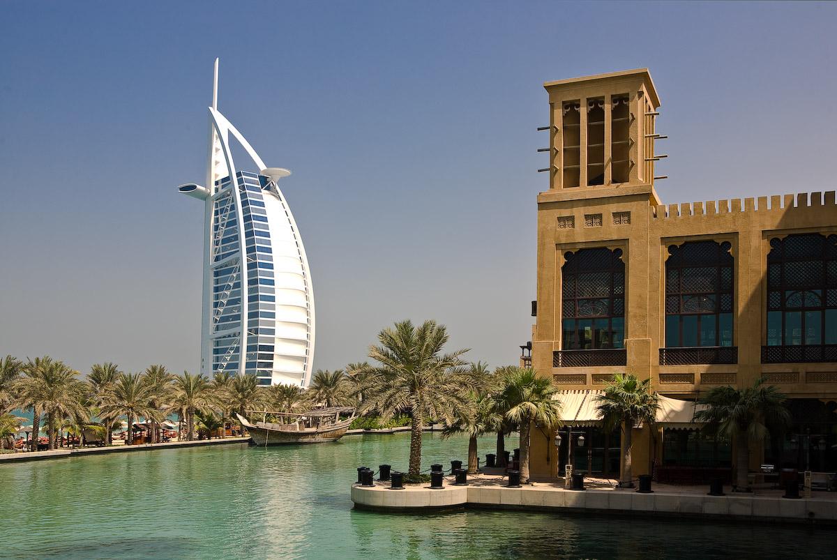 The Tallest Hotel In The World Burj Al Arab