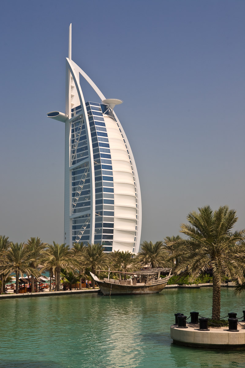 The tallest hotel in the world burj al arab for Tallest hotel in the world