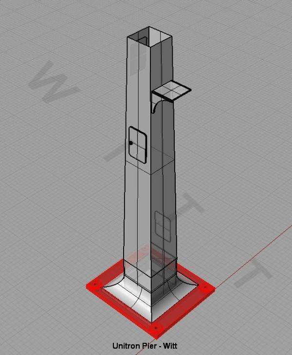 Unitron replica project