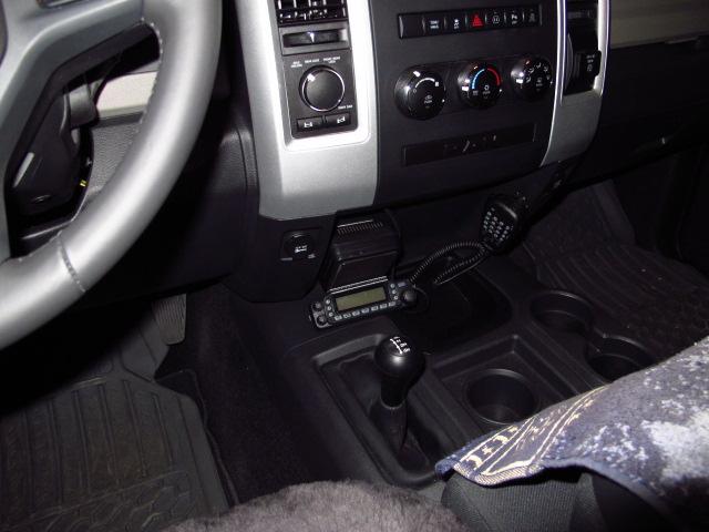 Original on 2001 Dodge 2500 Silver