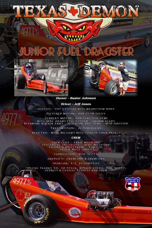 Buster Johnson Poster