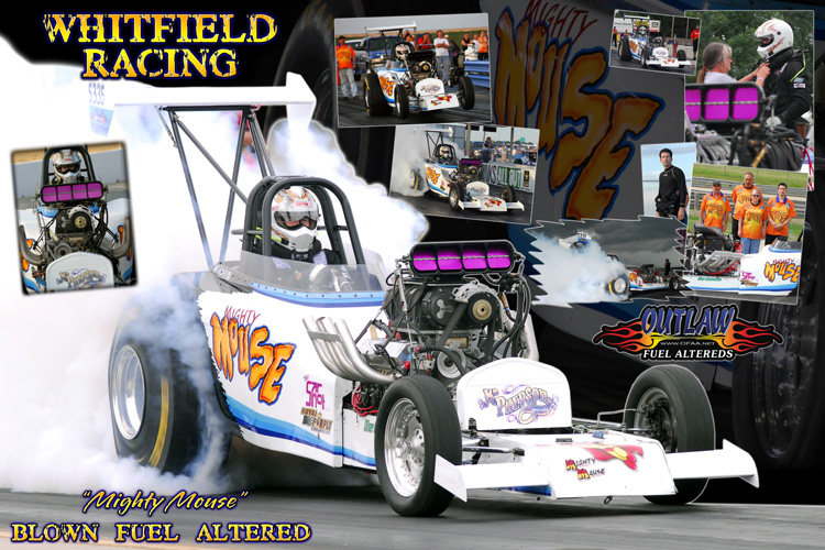 Anthony Whitfield 2011