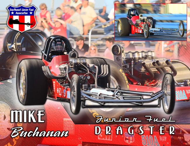 Mike Buchanan SWJFA 2012