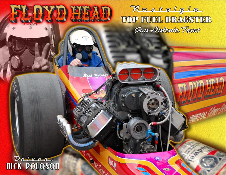 Floyd Head Top Fuel 2012