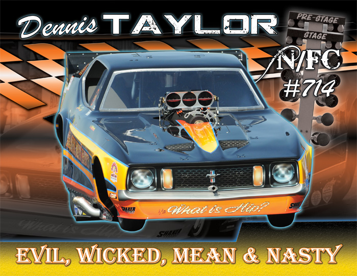 Dennis Taylor NFC 2012