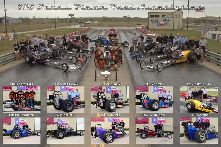 2012 Texas Blown Fuel