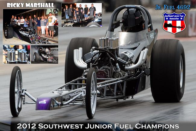 2012 Ricky Marshall Junior Fuel Champion