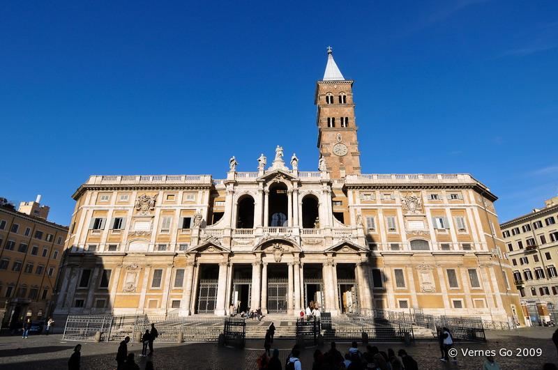 Santa Maria Maggiore, Rome, Italy D300_19956 copy.jpg