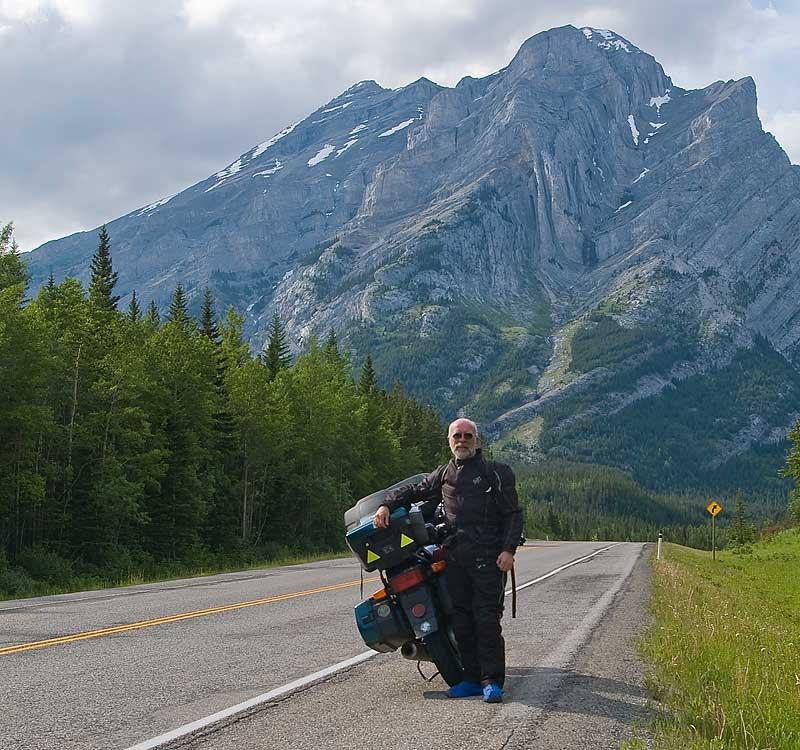 Cross Canada BMW Trip