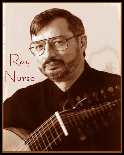 Ray Nurse - Lutenist