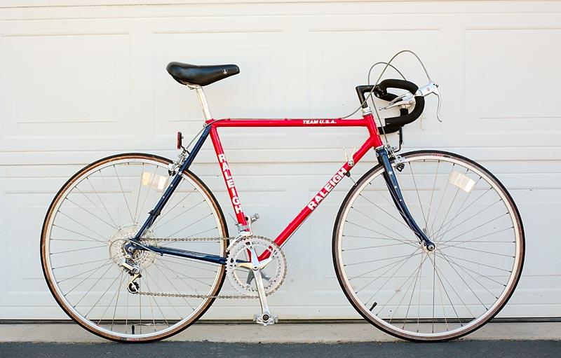Images From The Us Made Raleigh Team Usa Bike Forums