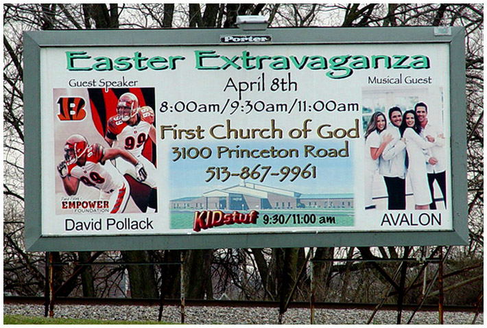 March week 3<br> Easter Extravaganza