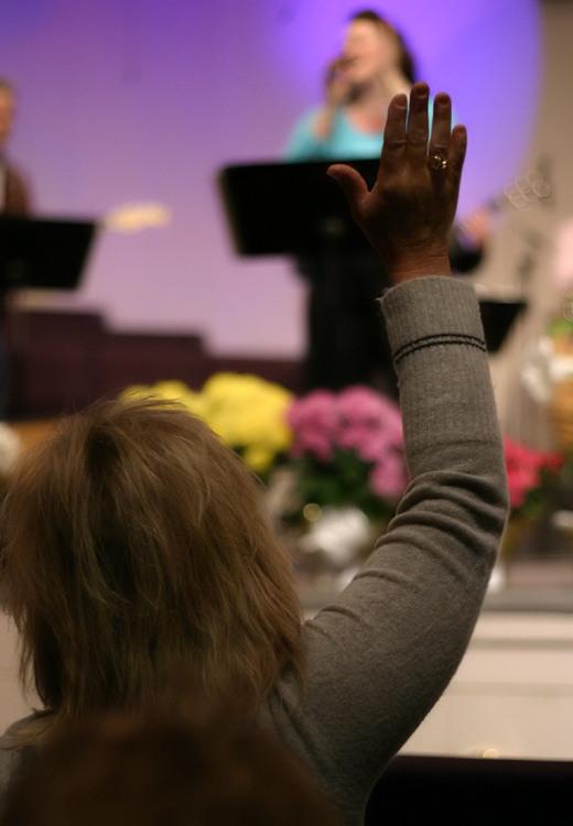 April week 1<br>Praise and Worship