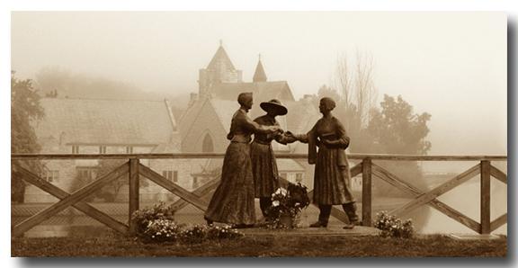 misty women...