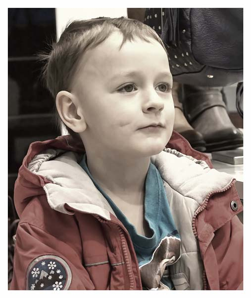 Emery Hebert (grandson)