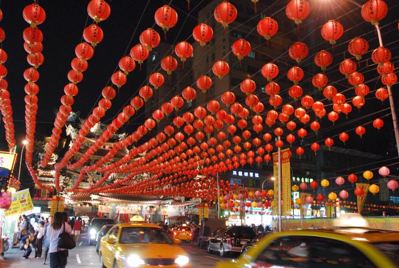 Jao Ho Street Night Market
