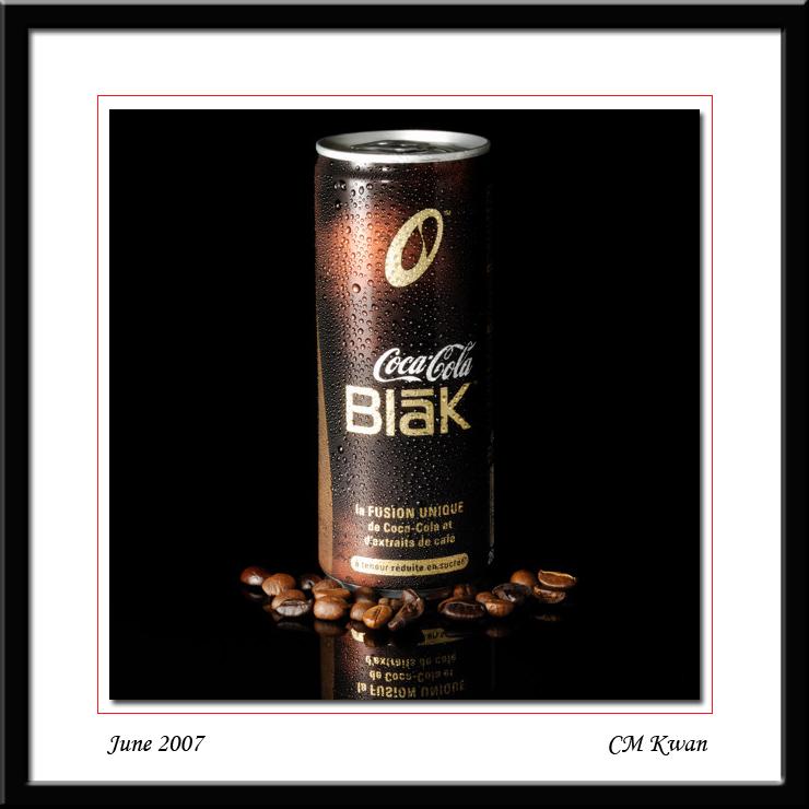 Coffee-flavoured Coca-Coca