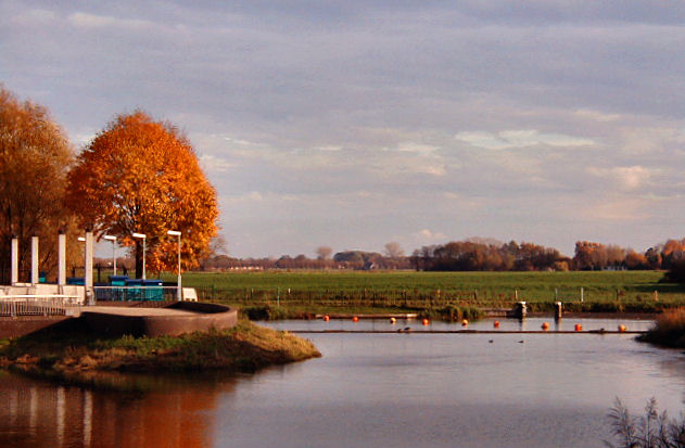 Ulft Along the Old IJssel