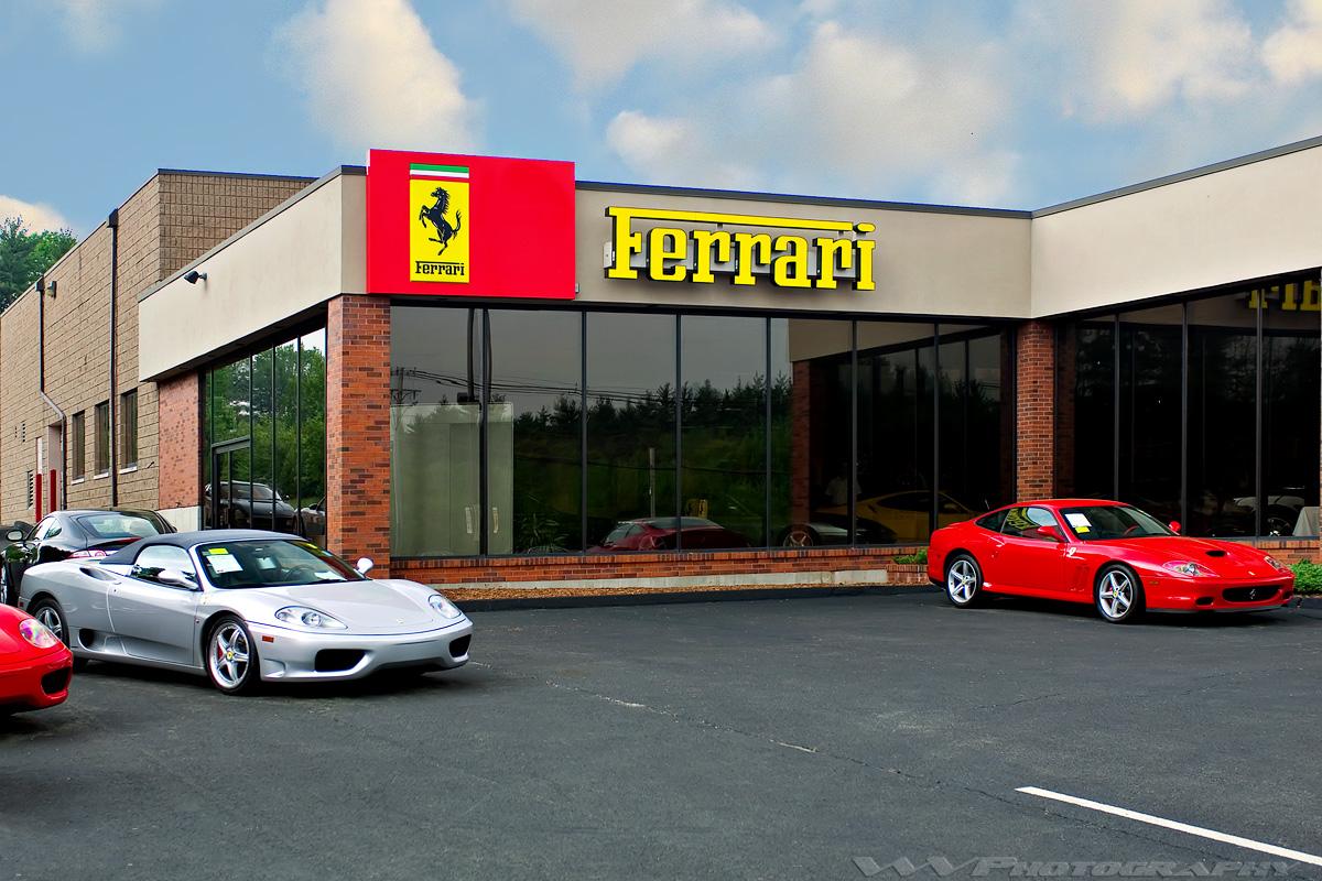 Ferrari Of New England >> Ferrari Of New England Photo William Vogt Photos At Pbase Com