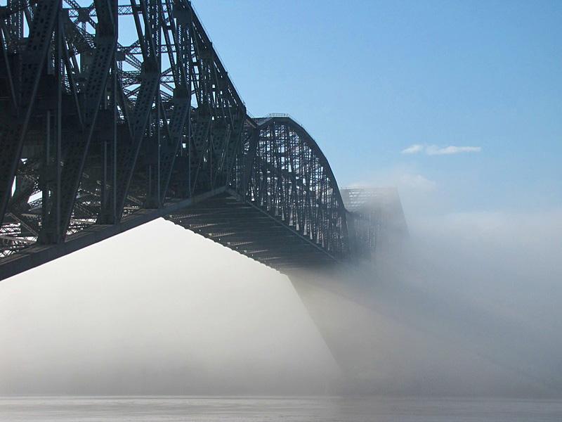 Pont de brume