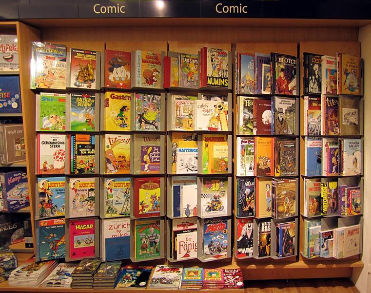 Rayon comics