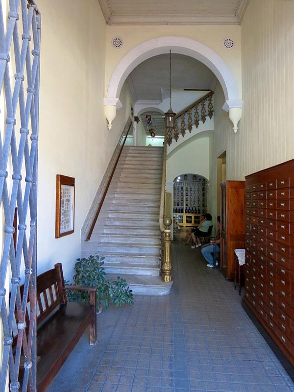 Musée de la pharmacie, Matanzas