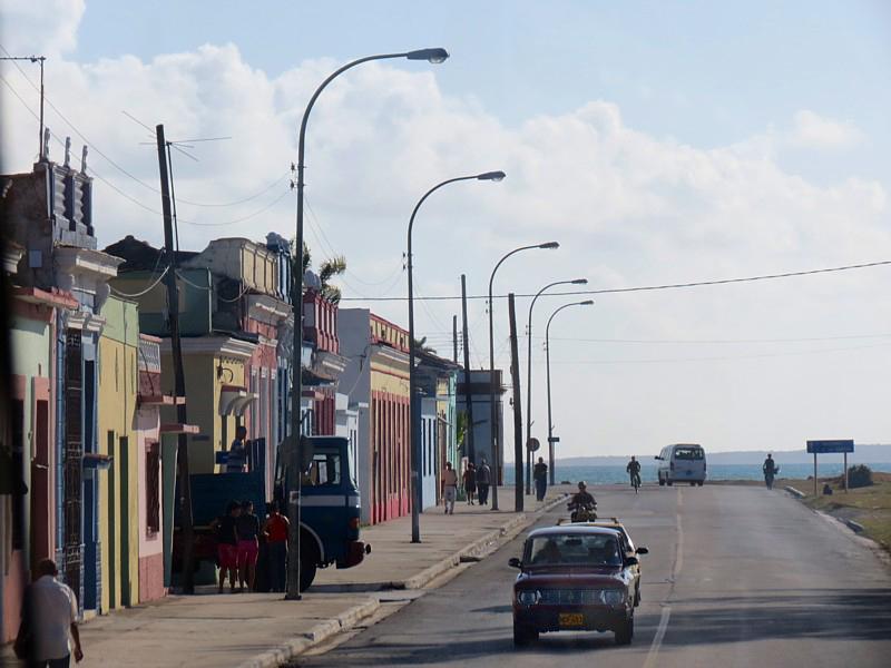 Route du bord de mer, Matanzas