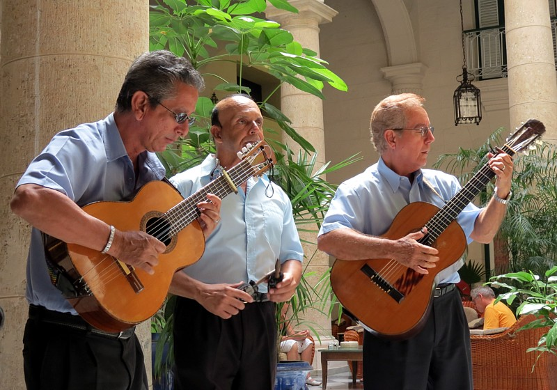 Hotel Florida et ses musiciens