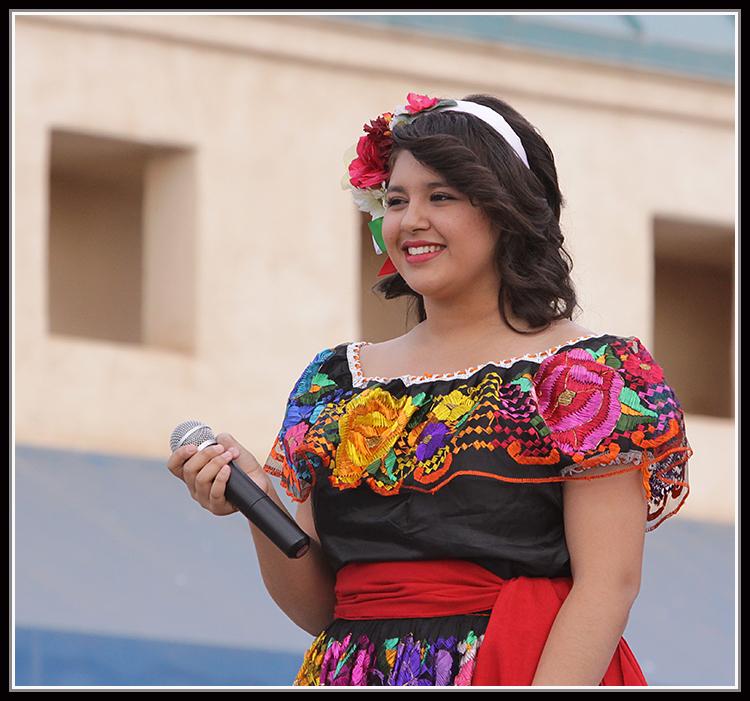 Kamyla Ruiz - Somerton 2010 Tamale Festival